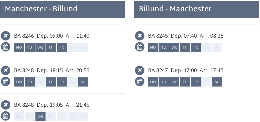timetable-manchester